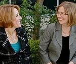 Bridgette and Una